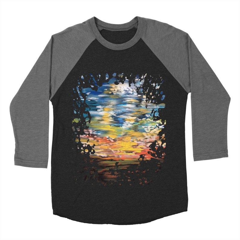Sundown Women's Baseball Triblend T-Shirt by adamzworld's Artist Shop