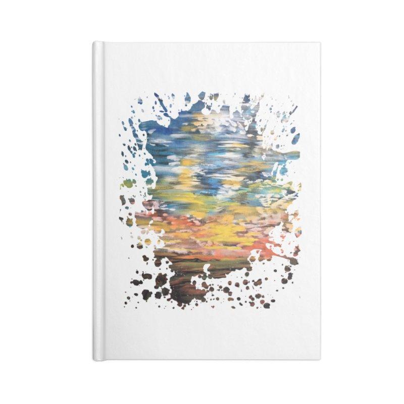 Sundown Accessories Notebook by adamzworld's Artist Shop