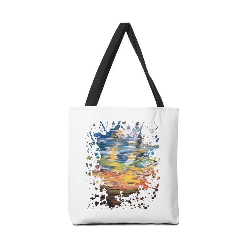Sundown Accessories Bag by adamzworld's Artist Shop