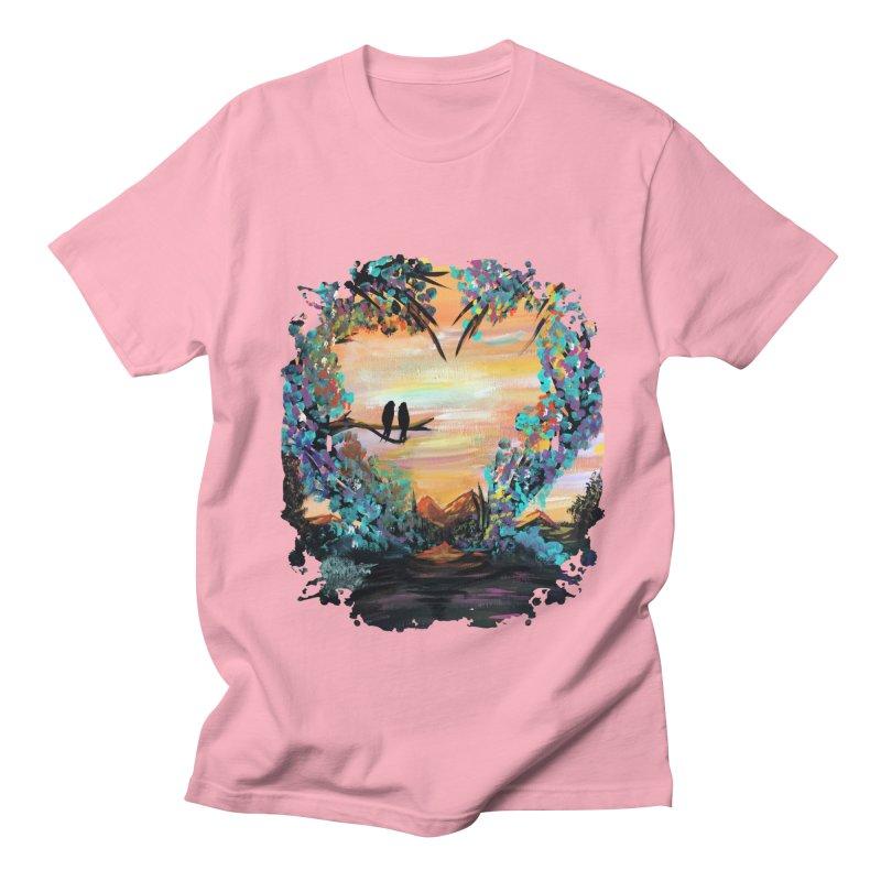Natures Love Women's Unisex T-Shirt by adamzworld's Artist Shop