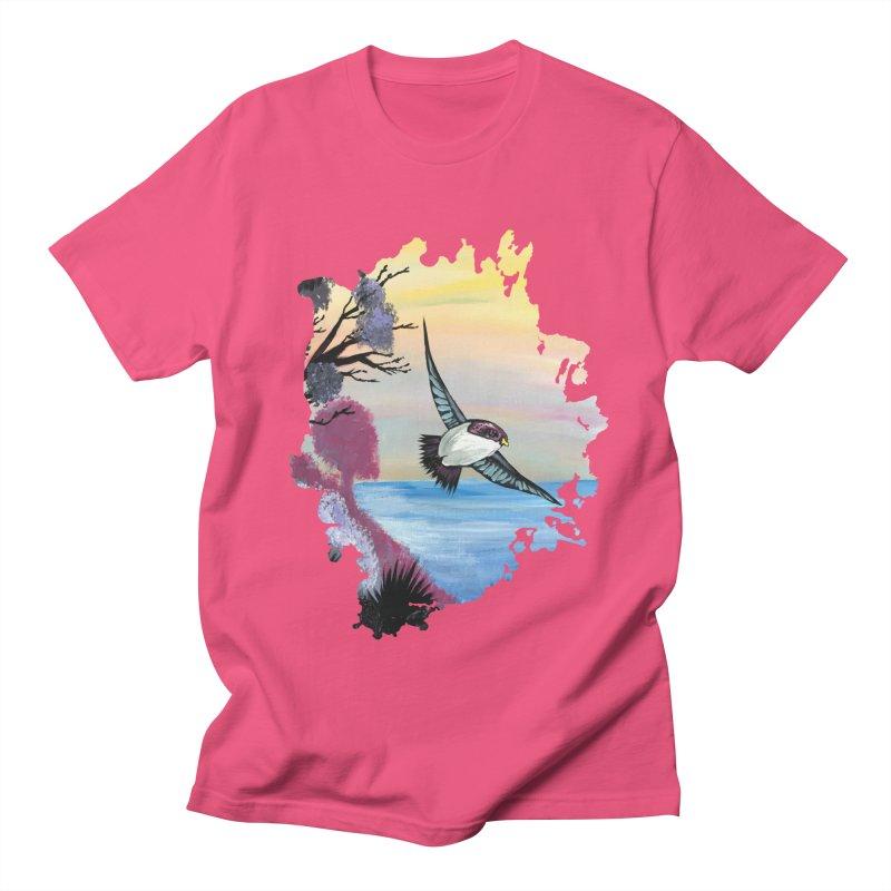A Birds View Women's Unisex T-Shirt by adamzworld's Artist Shop