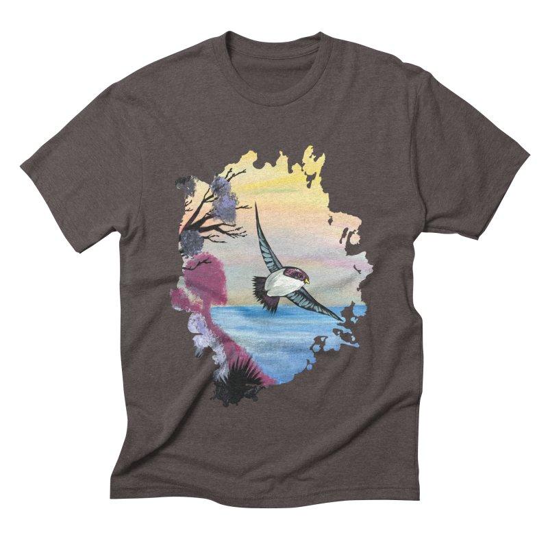A Birds View Men's Triblend T-shirt by adamzworld's Artist Shop