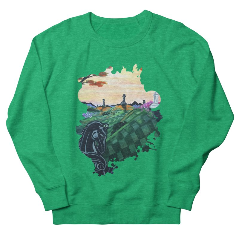 World Of Chess Women's Sweatshirt by adamzworld's Artist Shop