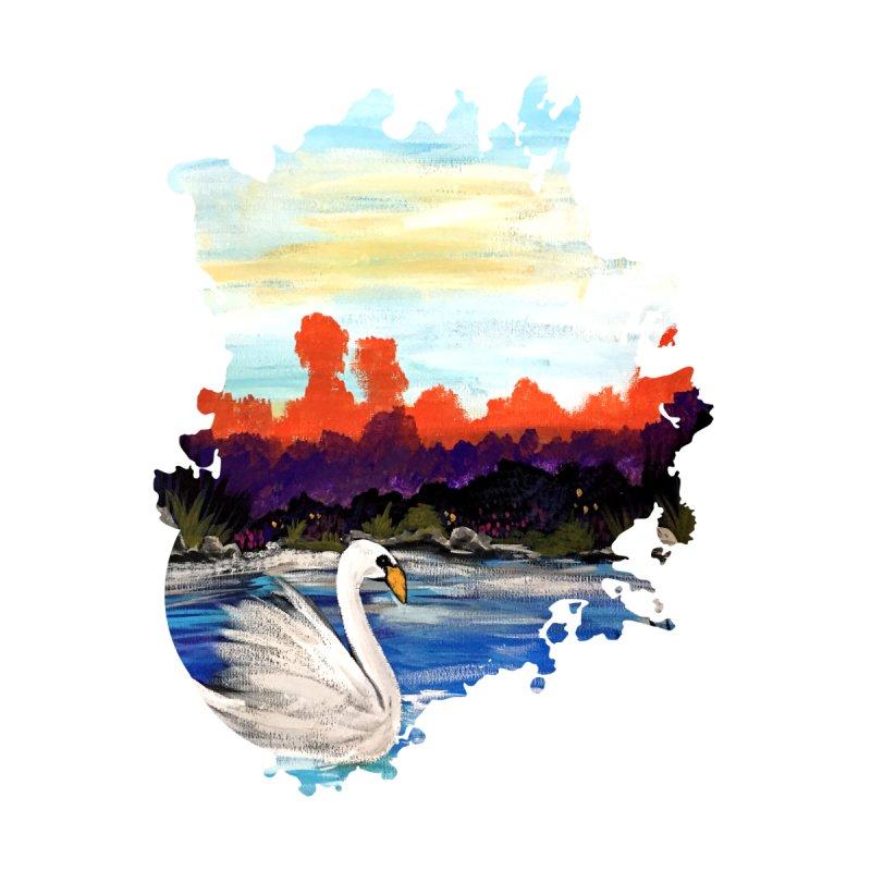 Swan Life by adamzworld's Artist Shop