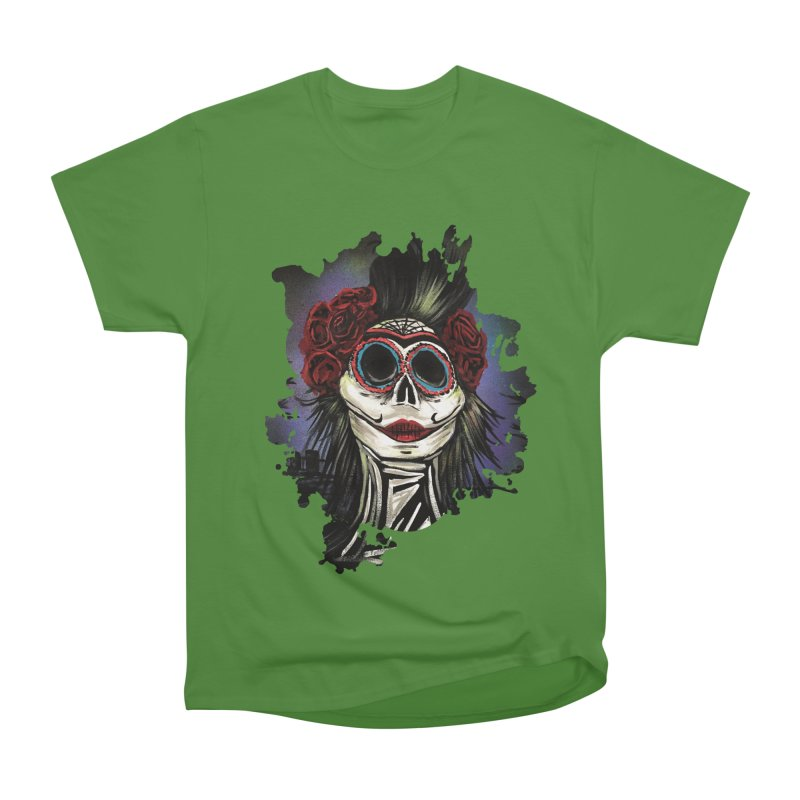 Night Of The Dead Women's Classic Unisex T-Shirt by adamzworld's Artist Shop