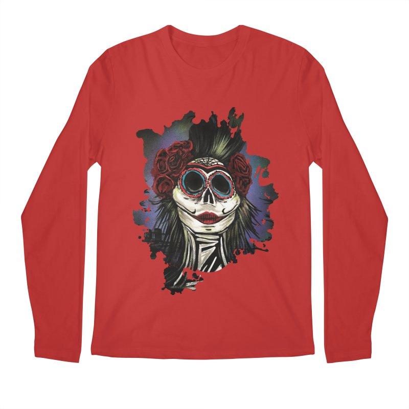 Night Of The Dead Men's Longsleeve T-Shirt by adamzworld's Artist Shop