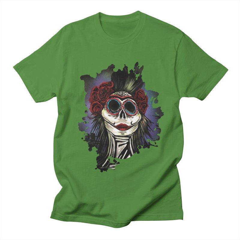 Night Of The Dead Men's T-Shirt by adamzworld's Artist Shop