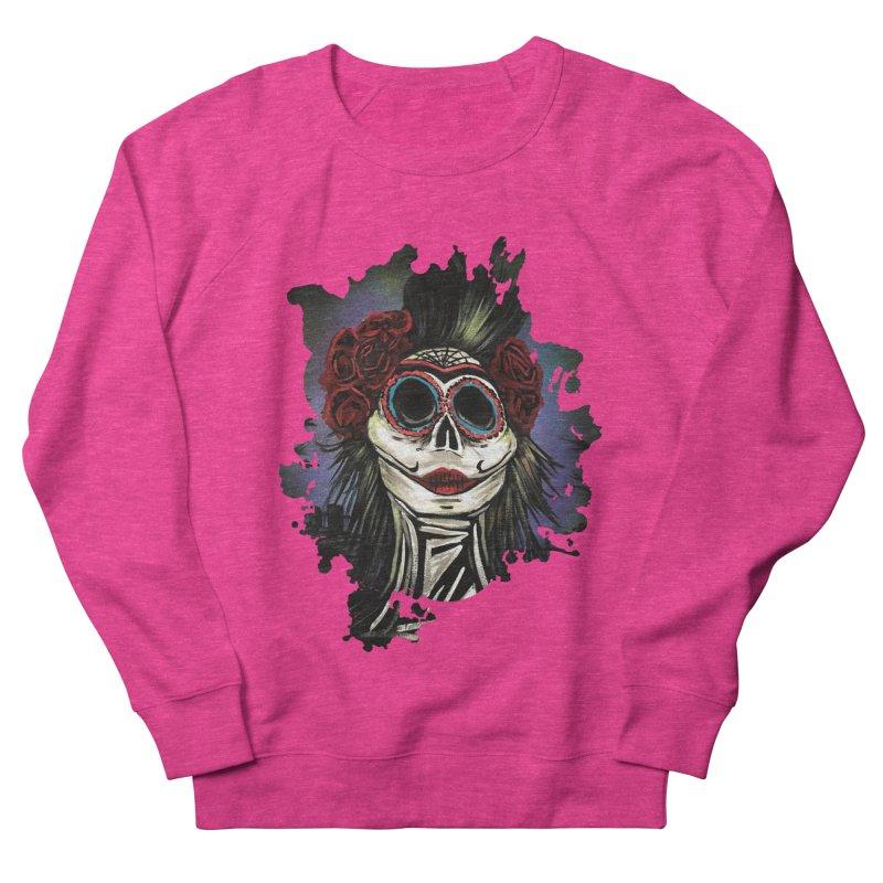 Night Of The Dead Women's Sweatshirt by adamzworld's Artist Shop