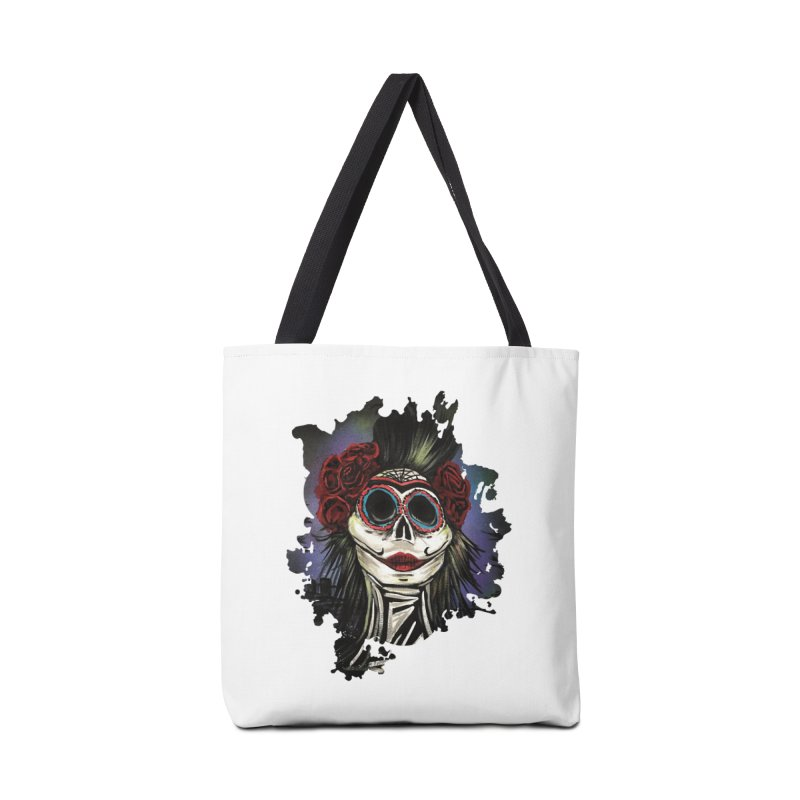 Night Of The Dead Accessories Bag by adamzworld's Artist Shop