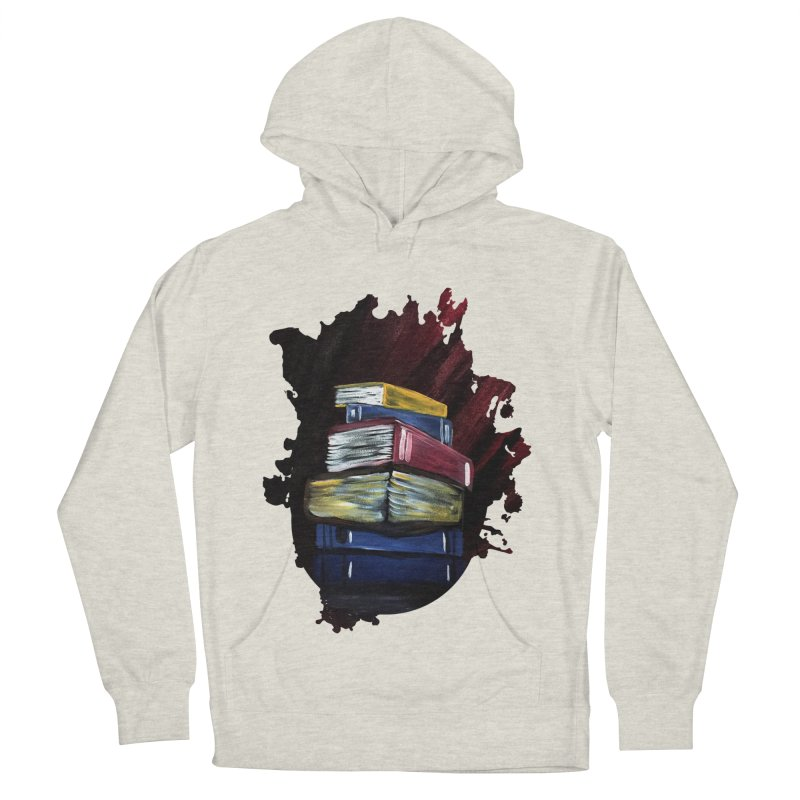 Books Of Knowledge Women's Pullover Hoody by adamzworld's Artist Shop