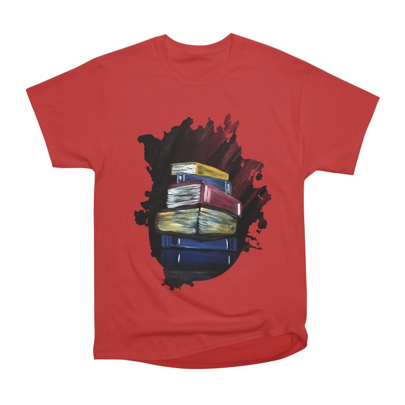 Books Of Knowledge Women's Classic Unisex T-Shirt by adamzworld's Artist Shop
