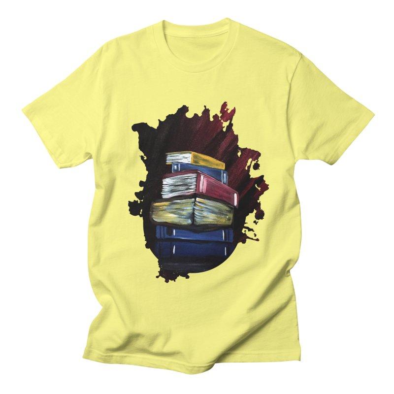 Books Of Knowledge Women's Unisex T-Shirt by adamzworld's Artist Shop