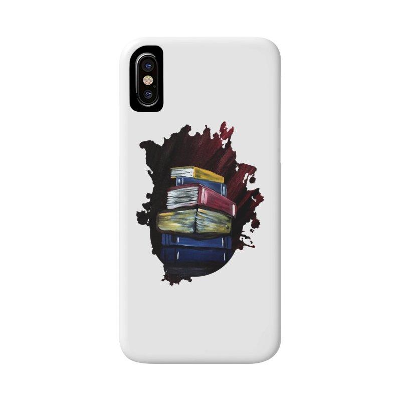 Books Of Knowledge Accessories Phone Case by adamzworld's Artist Shop