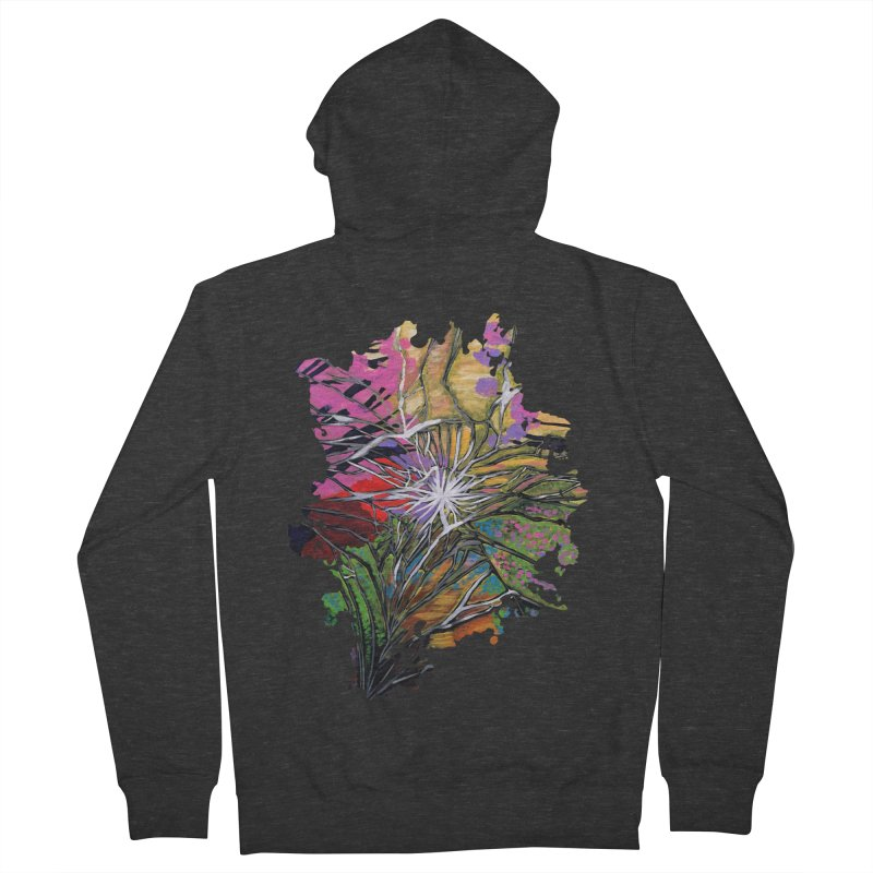 Shattered Dream Women's Zip-Up Hoody by adamzworld's Artist Shop
