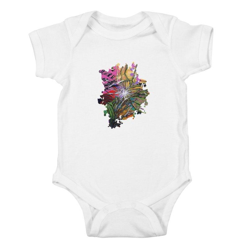 Shattered Dream Kids Baby Bodysuit by adamzworld's Artist Shop