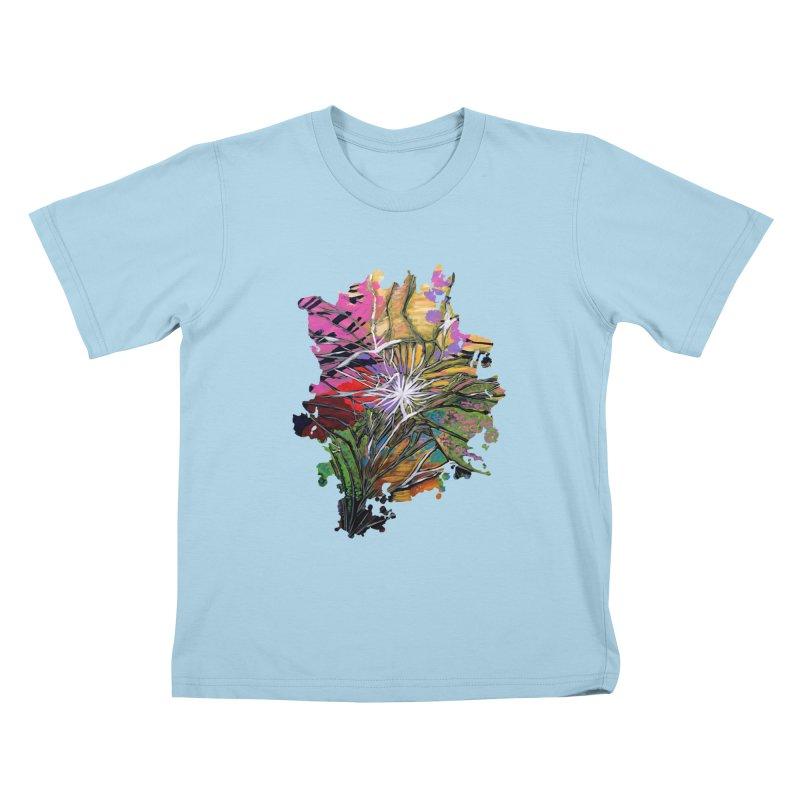Shattered Dream Kids T-Shirt by adamzworld's Artist Shop