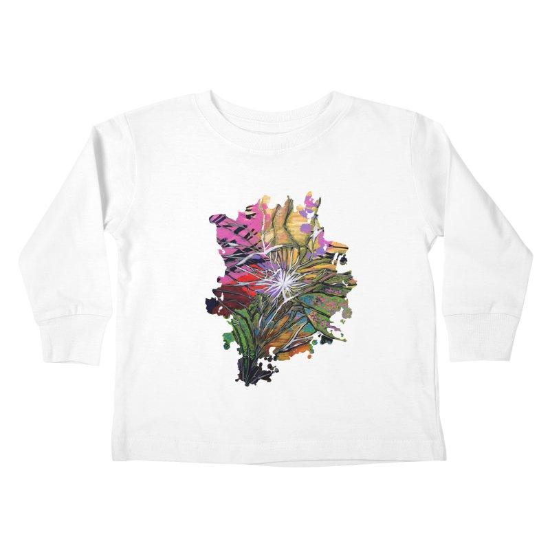 Shattered Dream Kids Toddler Longsleeve T-Shirt by adamzworld's Artist Shop