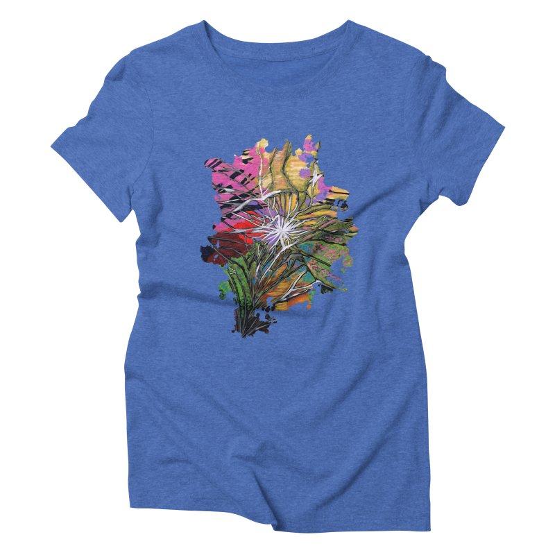 Shattered Dream Women's Triblend T-shirt by adamzworld's Artist Shop