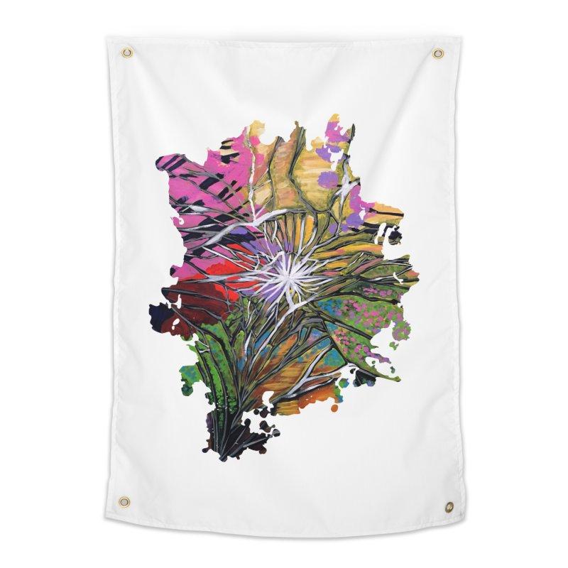 Shattered Dream Home Tapestry by adamzworld's Artist Shop