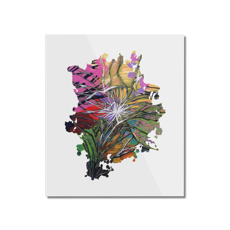 Shattered Dream Home Mounted Acrylic Print by adamzworld's Artist Shop