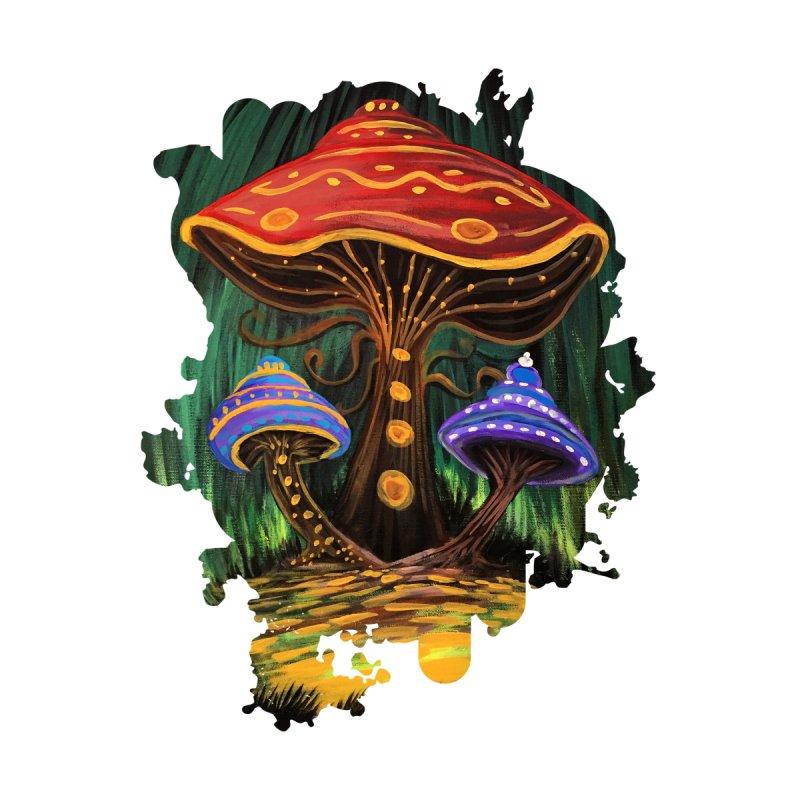 A Mushroom World by adamzworld's Artist Shop
