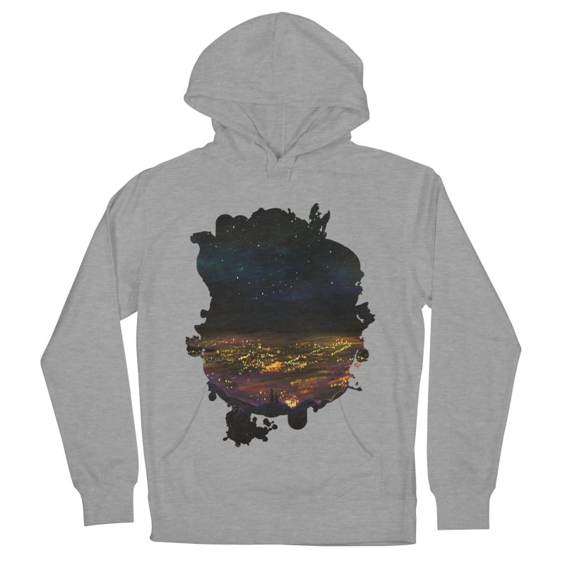 On The Edge Men's Pullover Hoody by adamzworld's Artist Shop