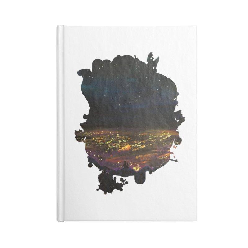 On The Edge Accessories Notebook by adamzworld's Artist Shop