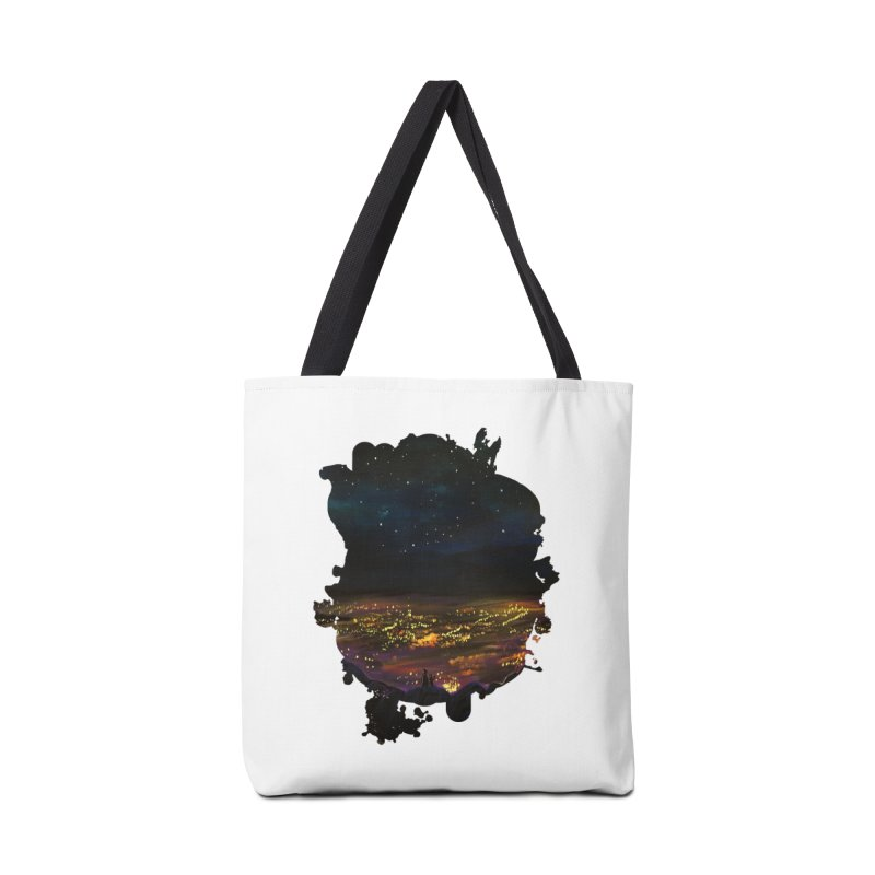 On The Edge Accessories Bag by adamzworld's Artist Shop
