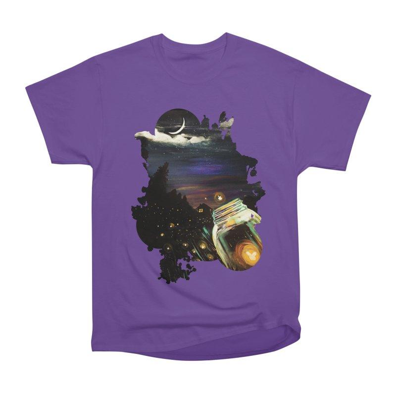 Firefly Sky Women's Classic Unisex T-Shirt by adamzworld's Artist Shop