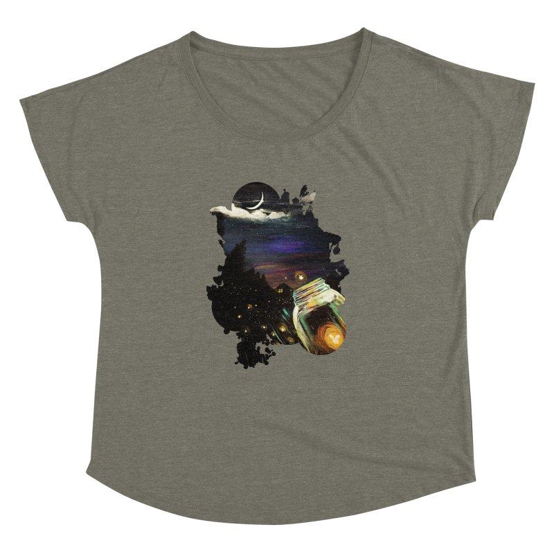 Firefly Sky Women's Dolman by adamzworld's Artist Shop