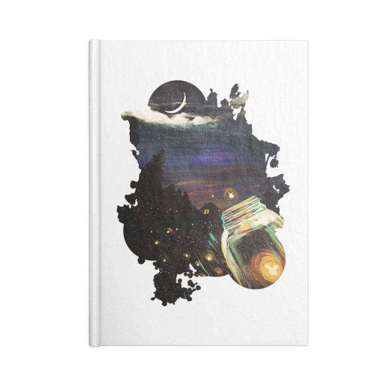 Firefly Sky Accessories Notebook by adamzworld's Artist Shop