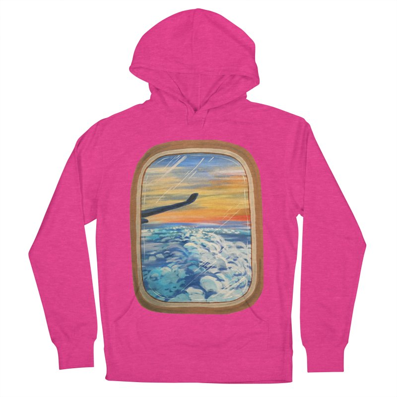 Above The Clouds Women's Pullover Hoody by adamzworld's Artist Shop