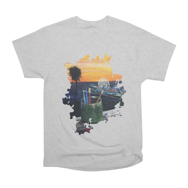 Artist View Men's Classic T-Shirt by adamzworld's Artist Shop