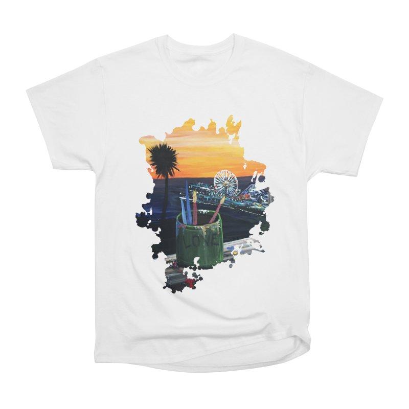 Artist View Women's Classic Unisex T-Shirt by adamzworld's Artist Shop