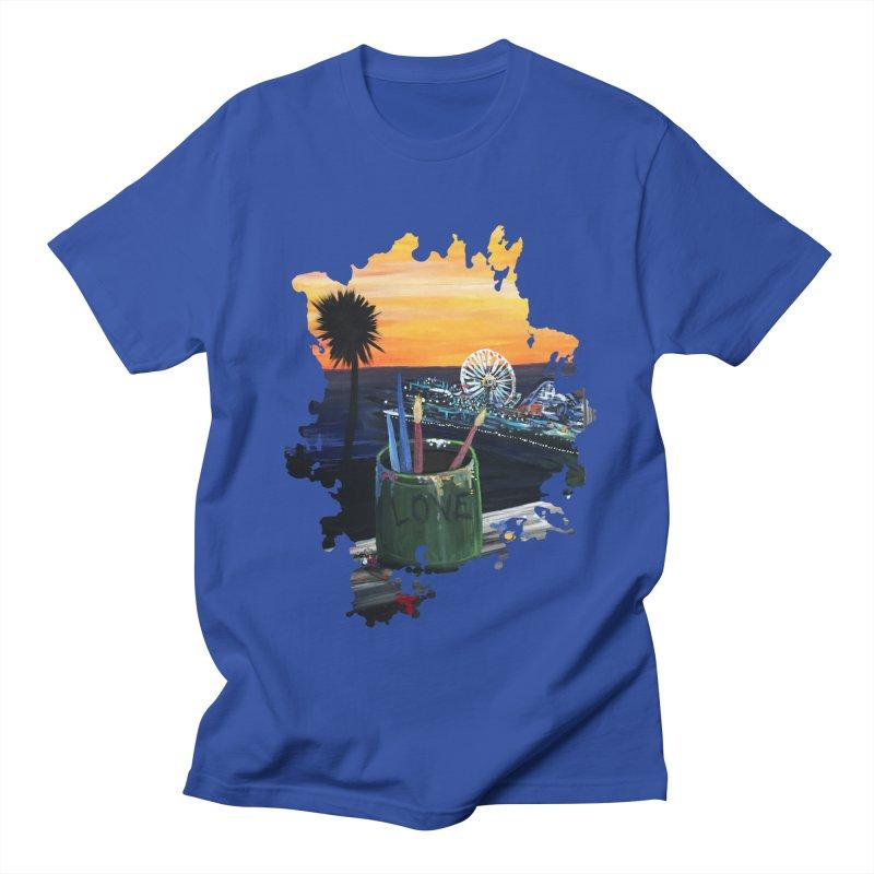 Artist View Women's Unisex T-Shirt by adamzworld's Artist Shop
