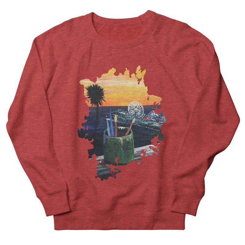 Artist View Men's Sweatshirt by adamzworld's Artist Shop