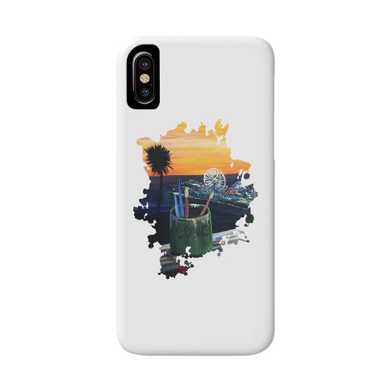 Artist View Accessories Phone Case by adamzworld's Artist Shop