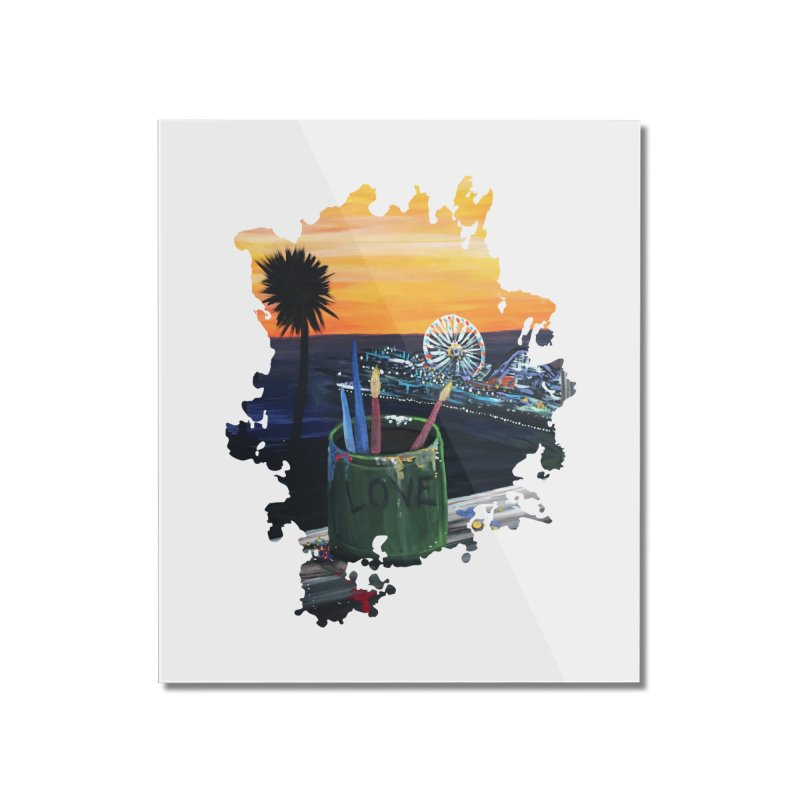 Artist View Home Mounted Acrylic Print by adamzworld's Artist Shop