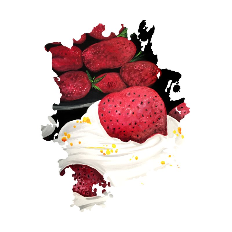Strawberry Dream by adamzworld's Artist Shop