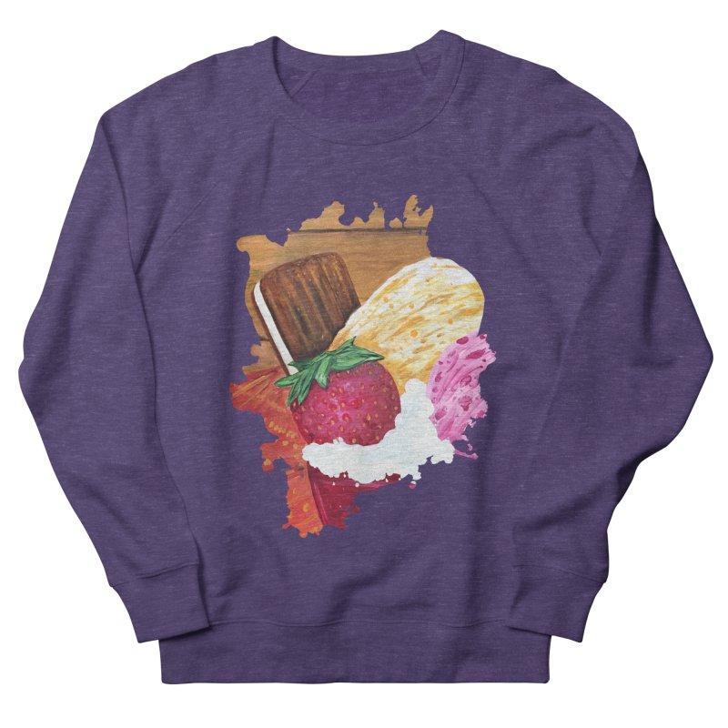 Ice Cream Dream Men's Sweatshirt by adamzworld's Artist Shop