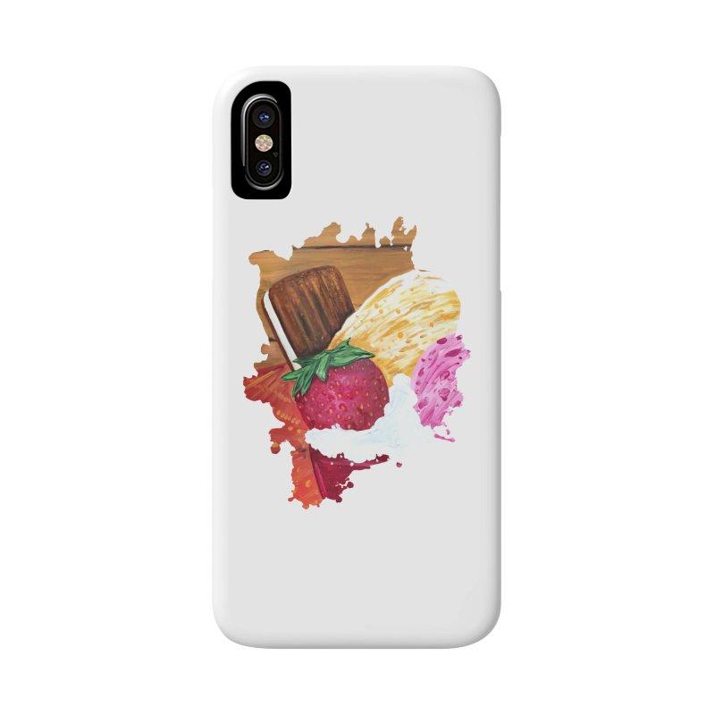 Ice Cream Dream Accessories Phone Case by adamzworld's Artist Shop