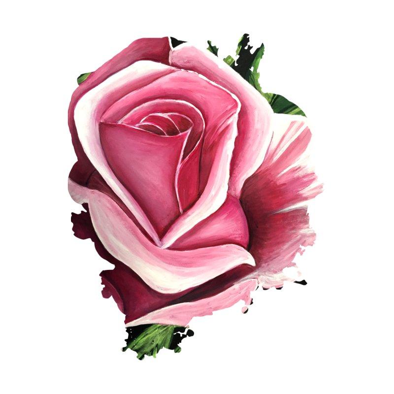 Pink Rose by adamzworld's Artist Shop
