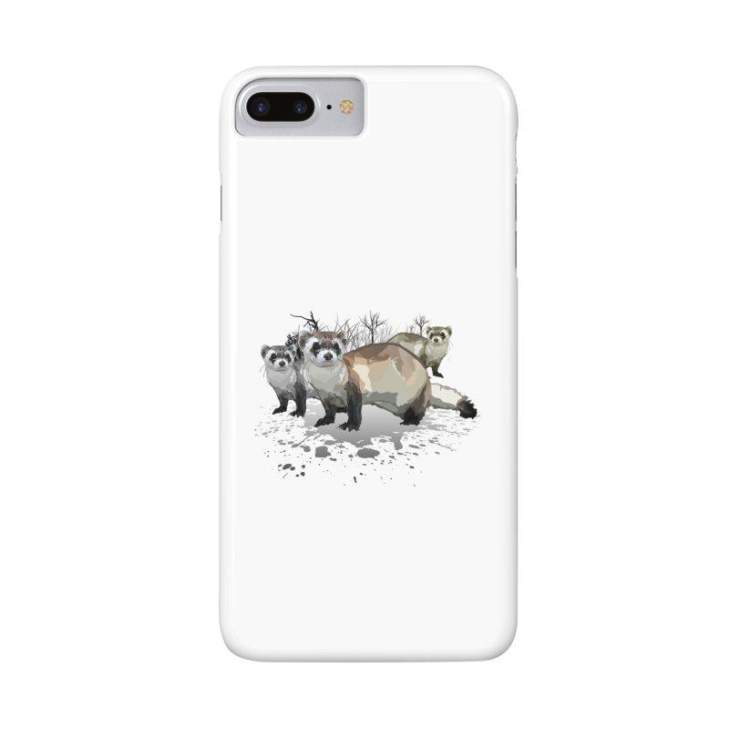 Ferrets Accessories Phone Case by adamzworld's Artist Shop