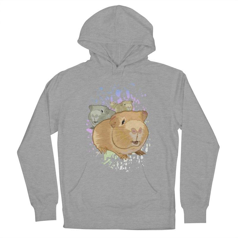 Guinea Pigs Men's Pullover Hoody by adamzworld's Artist Shop