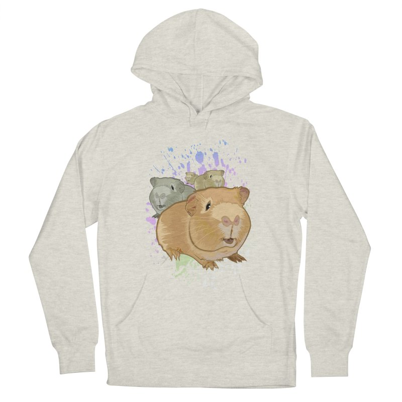 Guinea Pigs Men's Pullover Hoody by adamzworld's Artist Shop