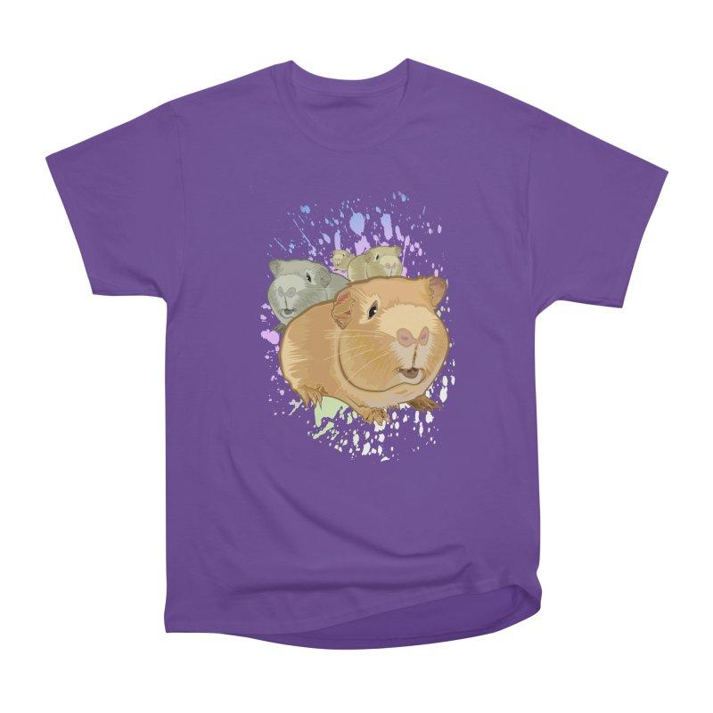Guinea Pigs Men's Classic T-Shirt by adamzworld's Artist Shop
