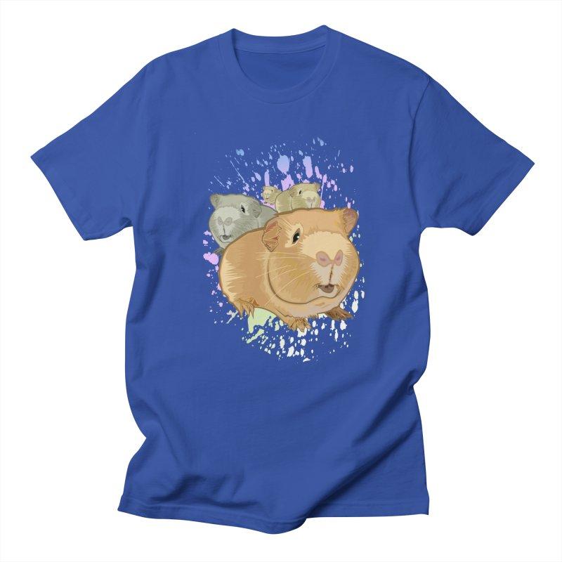 Guinea Pigs Women's Unisex T-Shirt by adamzworld's Artist Shop