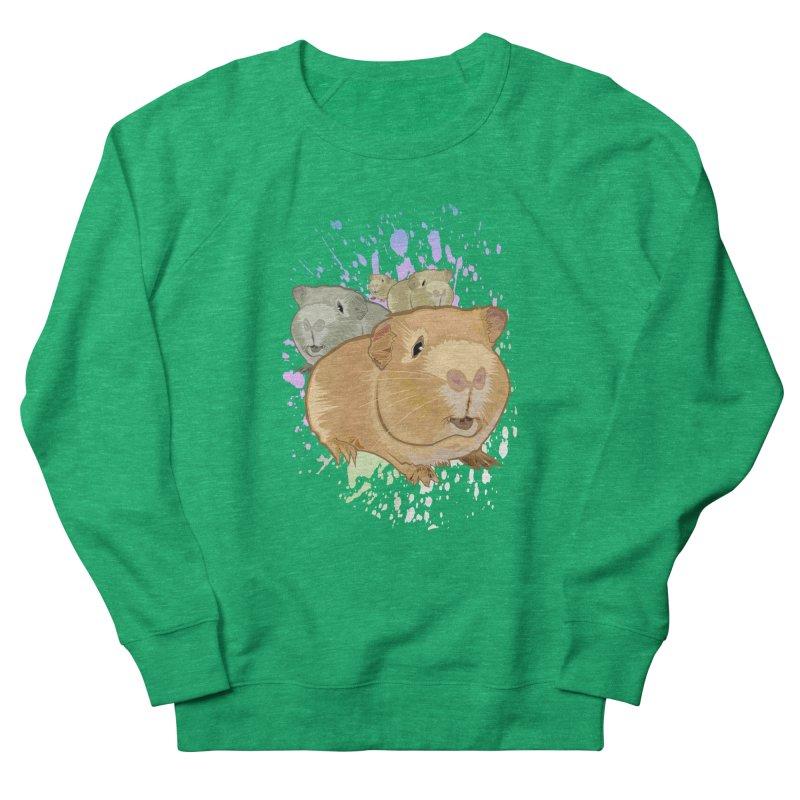 Guinea Pigs Women's Sweatshirt by adamzworld's Artist Shop