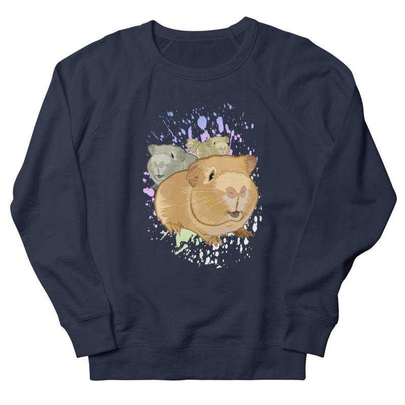 Guinea Pigs Men's Sweatshirt by adamzworld's Artist Shop