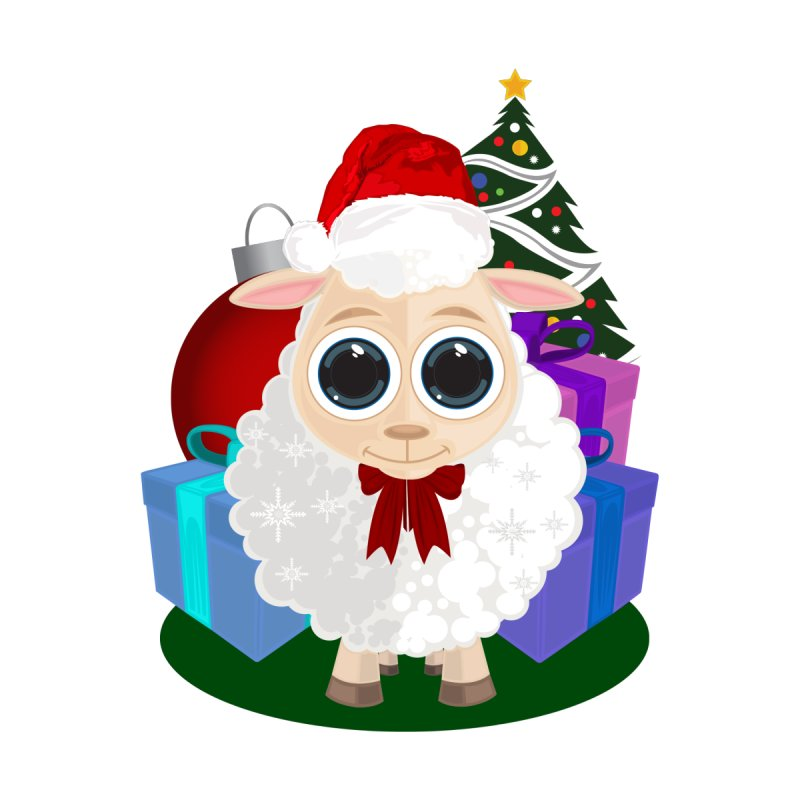 Christmas Sheep   by adamzworld's Artist Shop